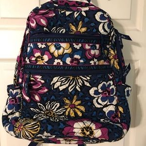 Vera Bradley Backpack with 13in laptop pocket